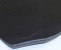 Barrier – Decoupler: Vinyl Barrier with Foam Decoupler