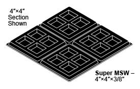 Mini Super W Pads