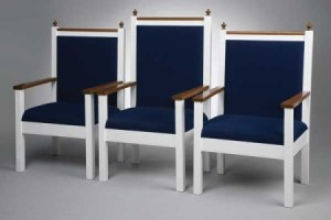 Clergy / Platform Seating