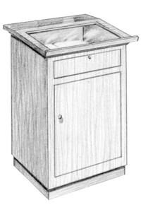 Narthex Furniture