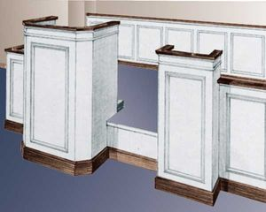 Walk-In Pulpits & Lecterns
